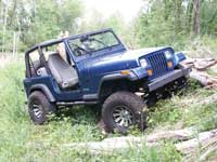 4x4 Posi Lok Positive Axle Engagement System for Jeeps
